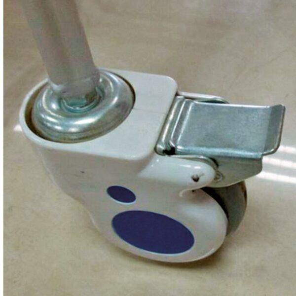 ruedas con freno silla ducha