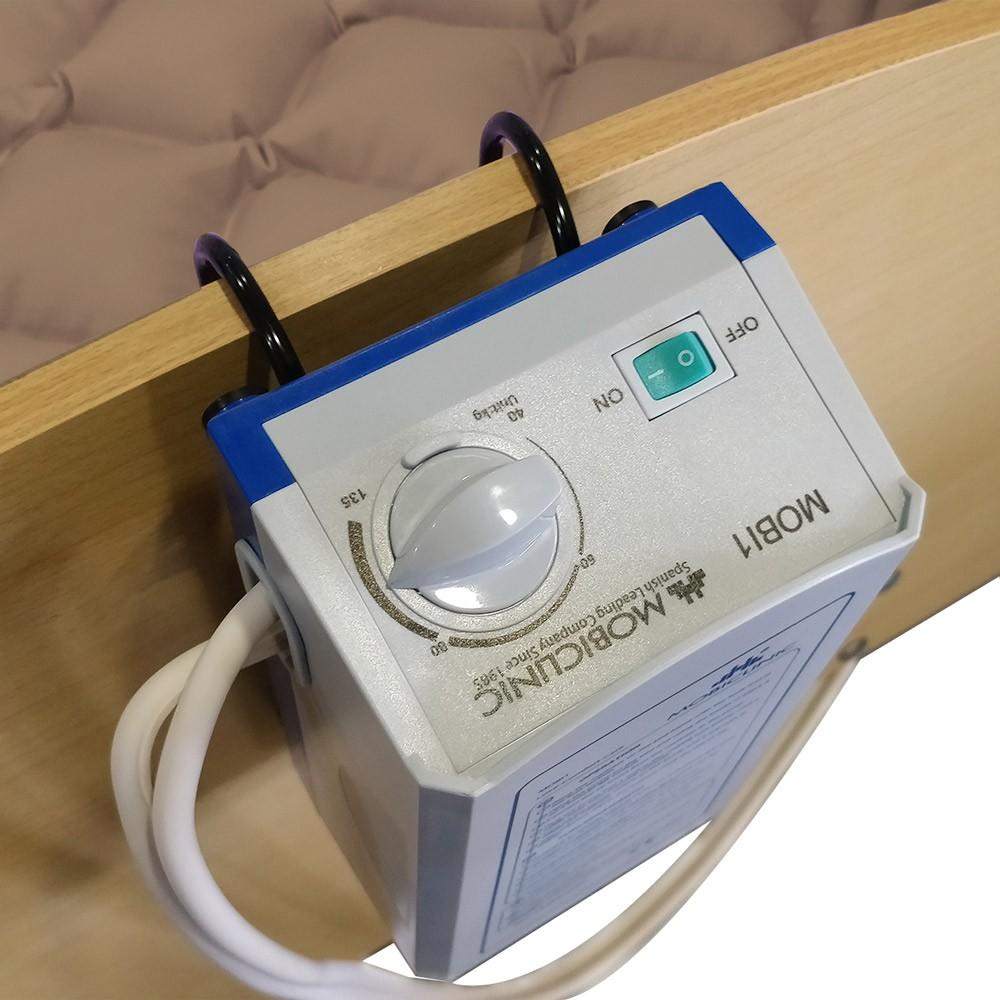 compresor para colchón de aire
