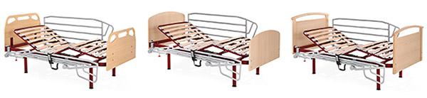 Cabeceros camas articuladas