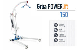 grua powerlift 150