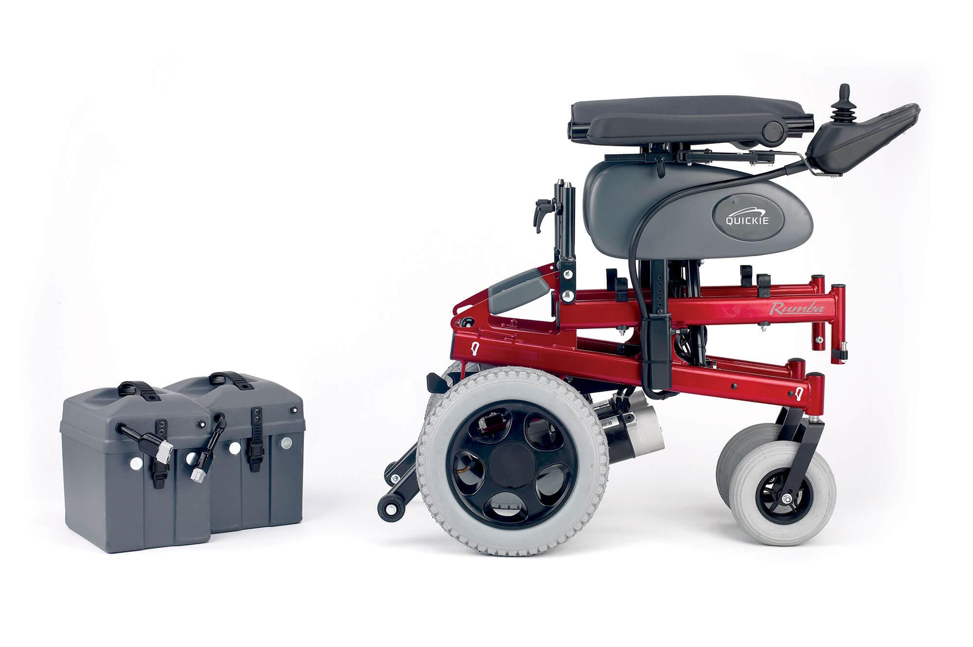 Baterías para silla de ruedas eléctrica